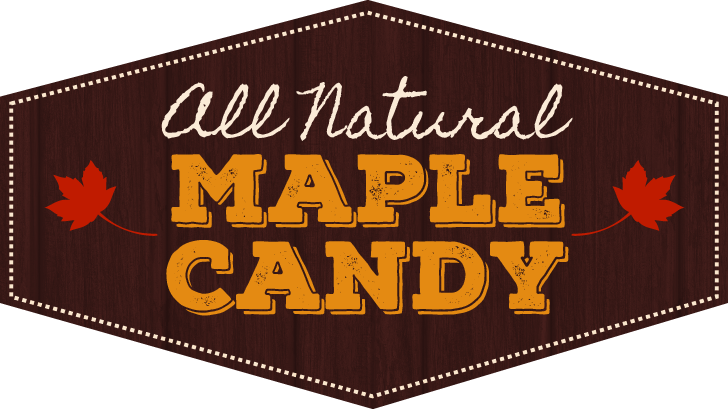 All Natural Maple Candy