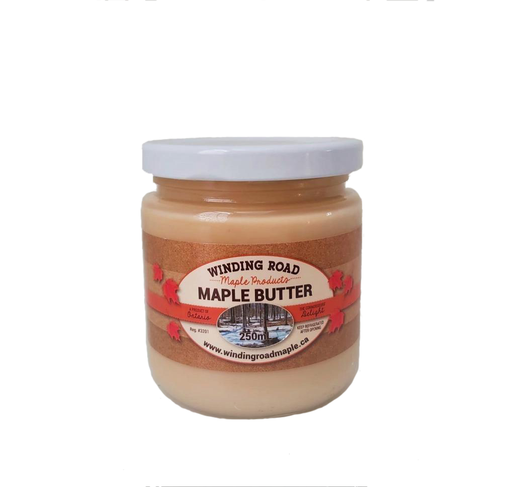 Maple Butter - 250 gm
