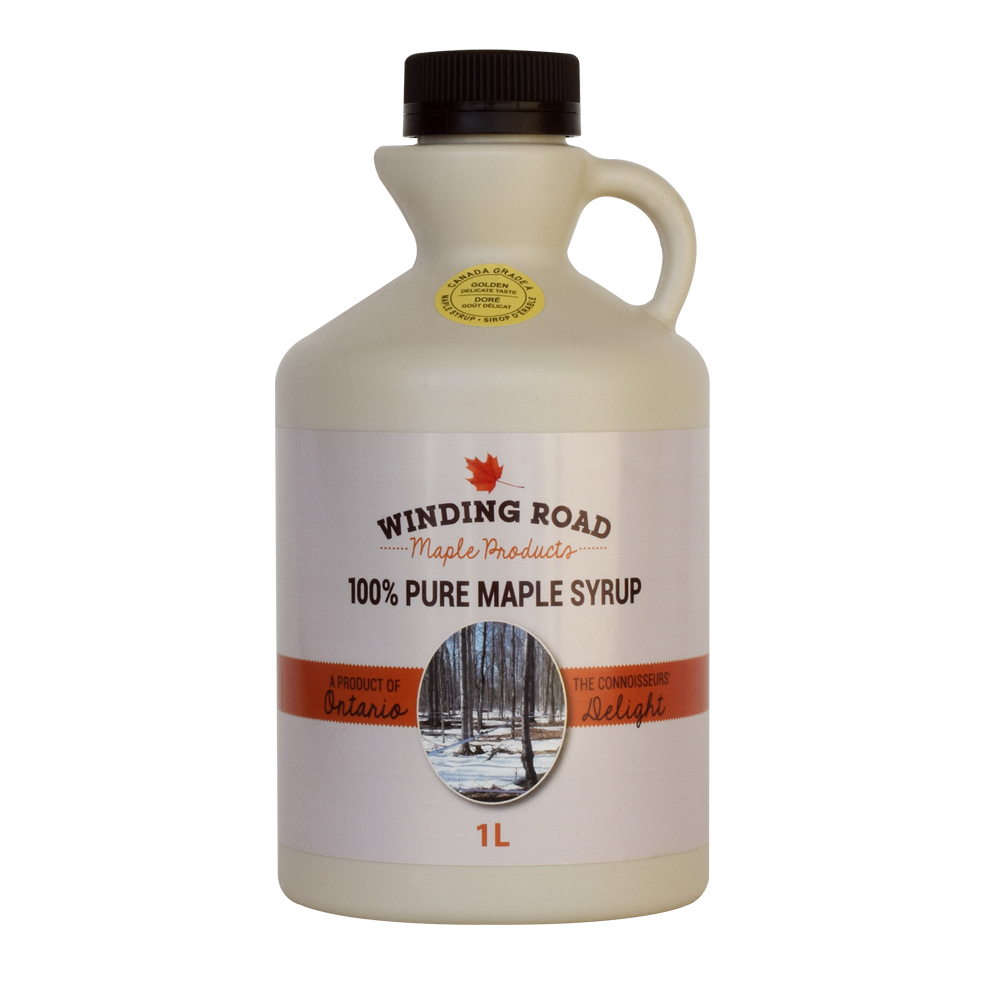 Maple Syrup - 1 Litre