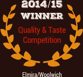 2014 Winner Quality & Taste Competition - Elmira/Woolwich