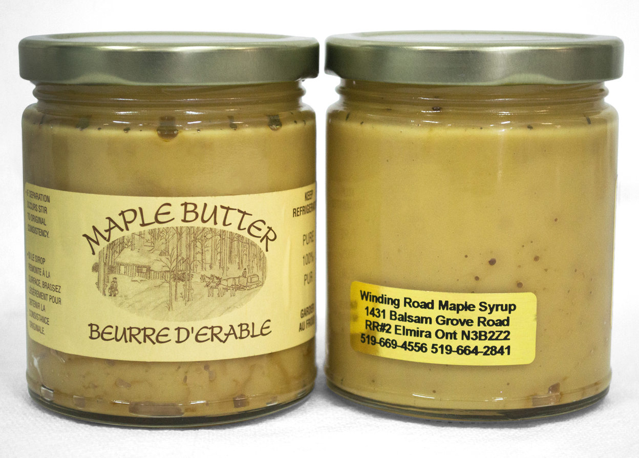 7b1fc74a748 Maple Butter